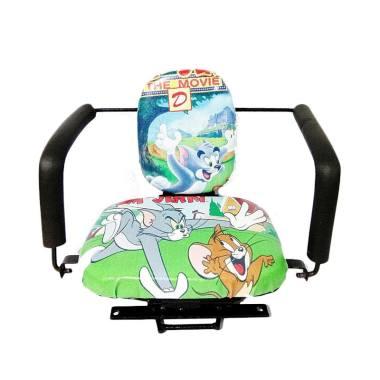 Dena Sport Tom and Jerry Kursi Bonceng Anak for Motor Matic