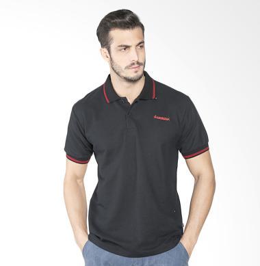 Musica Studios Geisha Polo Shirt Black Merchandise