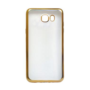 Ultrathin iPhoria Shining Casing for Samsung J5 Prime - Gold