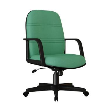 Verona Chair KS-301-HK Type Standard Oscar Kursi Kantor - Hijau
