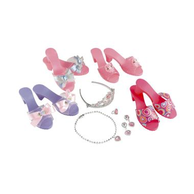 ELC Dress Up Shoes and Jewellery Se ...  Aksesoris Anak Perempuan