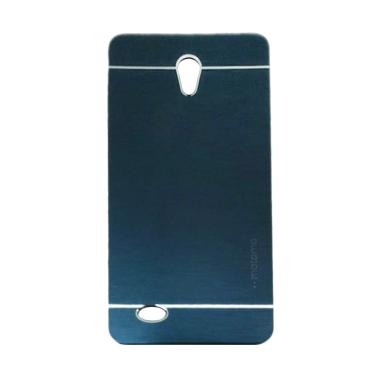 Motomo Metal Hardcase Backcase Casi … Joy 3 or A11W – Dark Blue