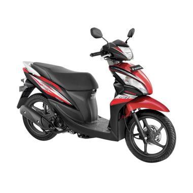 Honda Spacy Helm in PGM-FI Sepeda M ... .550.000/Bekasi Cikarang]