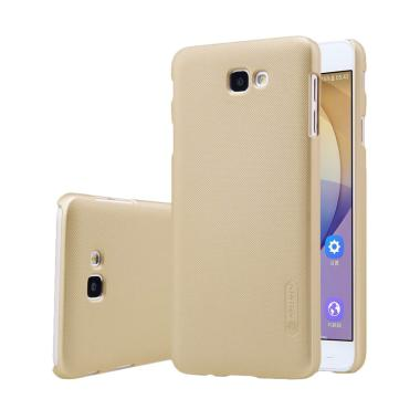 separation shoes ec4ae bb5ff Nillkin Frosted Hardcase Casing for Samsung Galaxy J7 Prime - Emas