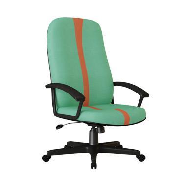 Verona Chair KD-111-TW Type Standard Oscar Kursi Kantor - Hijau