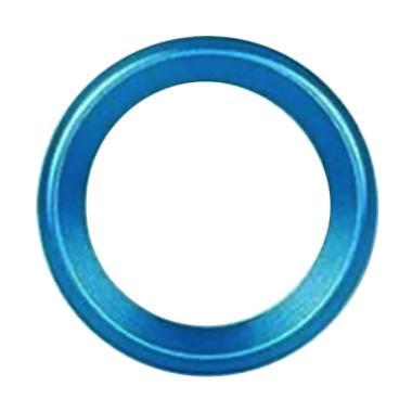 QCF Metal Lens Protector Ring Camer ... ne 6 Plus 5.5 Inch - Blue