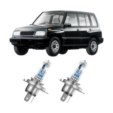 Osram H4 64193NBU Low Beam NBU Lampu Mobil Untuk Suzuki Vitara [12V/ 55W]