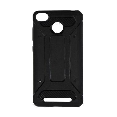 Spigen Ultra Rugged Armor Capsule Casing for Xiaomi Redmi 3X - Black