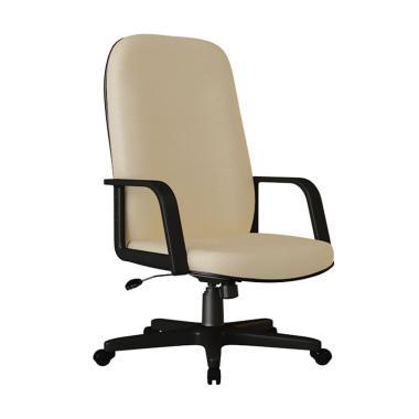 Verona Chair KD-150-HK Type Standard Oscar Kursi Kantor - Coklat
