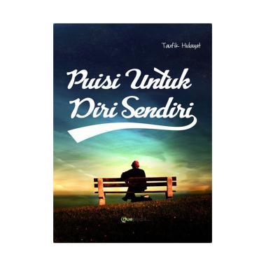 Guepedia Puisi Untuk Diri Sendiri by Taufik Hidayat Buku Fiksi
