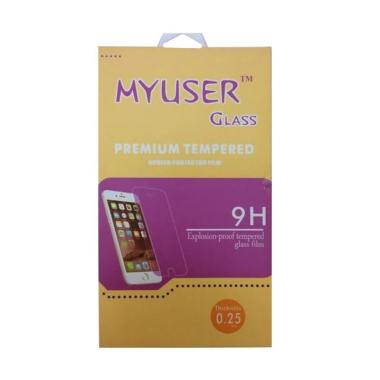 My User Tempered Glass Screen Protector Oppo Mirror 3 - Clear