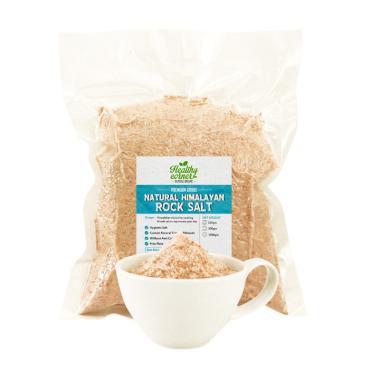 Healthy Corner Natural Pink Himalayan Salt Garam [200 g]