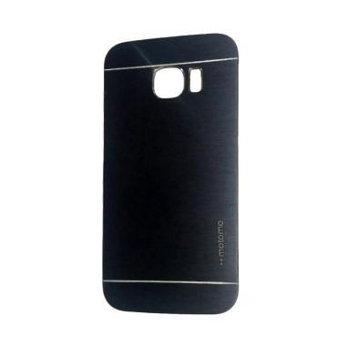 Motomo Metal Hardcase Casing for Sa ... ge or Note 5 Edge - Black