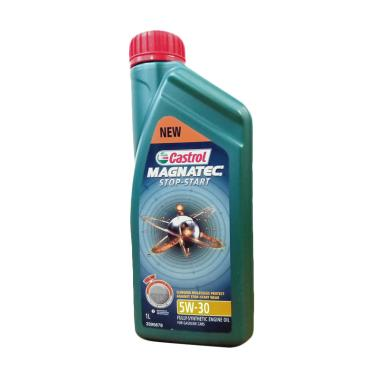 Castrol MAGNATEC Stop Start 5W 30 Full Synthetic Oli Pelumas 1 L