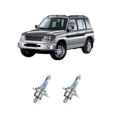 Osram NBU H4 Low Beam Bohlam Lampu Mobil For Mitsubishi Pajero [12V/55W]