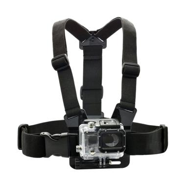 GoPro Action Cam Chest Strap for Go Pro/Brica B-Pro/Xiaomi Yi Camera