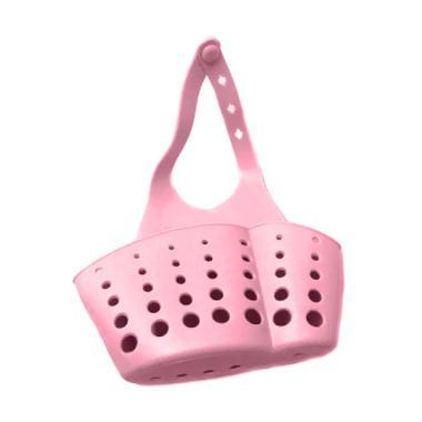 Buy 1 get 1 - KarlyKaela Kitchenware Multifunction Basket Storage - Pink