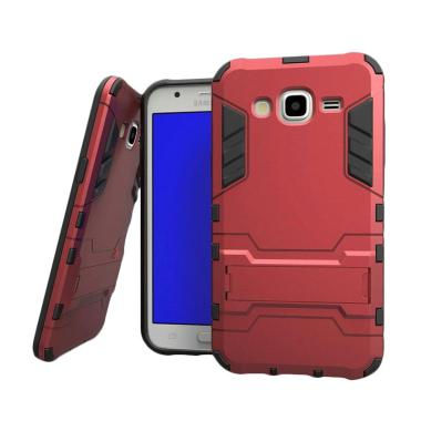 OEM Iron Man Transformer Robot Casing For Samsung Galaxy J7 2016 J710