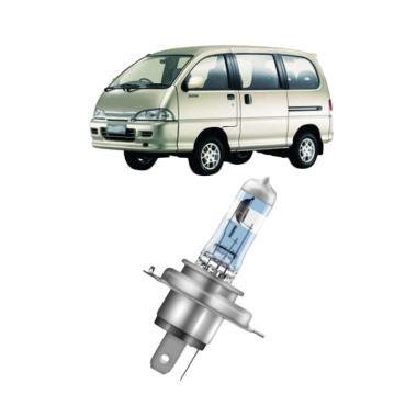 Osram H4 64193NBU Low Beam NBU Lampu Mobil Untuk Suzuki Espass [12V/ 55W]