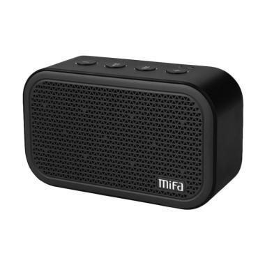 Xiaomi MiFa M1 Bluetooth Portable Speaker Cube with Micro SD - Hitam