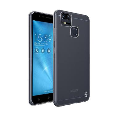 Ume TPU Softcase Casing for Asus Zenfone Zoom S ZE553KL - Transparan