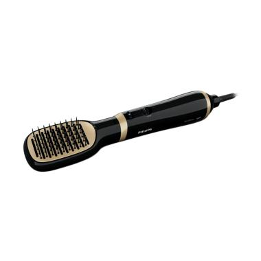 Philips HP8659 Kerashine Pengering Rambut Plus Sisir - Hitam Gold