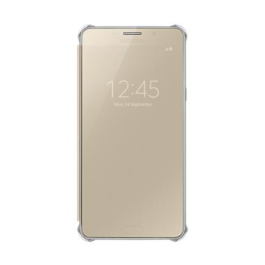 ... Super Frosted Shield Hard Case Original Merah. Source · Samsung Original Clear View Cover Samsung Galaxy A9 Pro 2016 A9100 - Gold