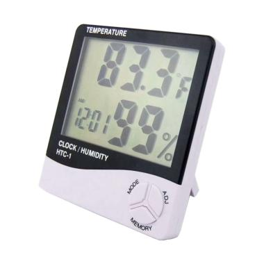 Hygrometer Thermometer Digital LCD HTC-1