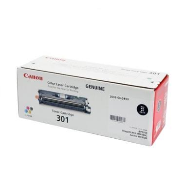 Canon 301 LBP5200 Original Toner Ca ... achinec ICMF8180C - Black