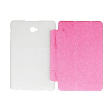 VR Leather Flipcover Flipcase Bookc ... (2016) P580 / P585 - Pink