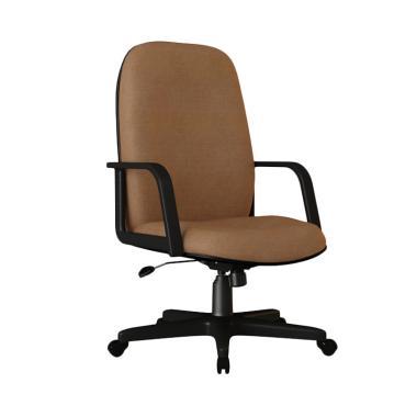 Verona Chair KS-250-HK Type Standard Oscar Kursi Kantor - Coklat