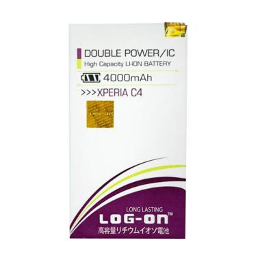 Log On Battery Double Power and IC ...
