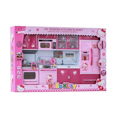 MAO Modern Kitchen Hello Kitty Type 1 Mainan Pretend Play and Dress Up