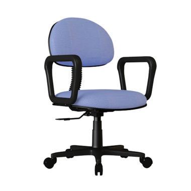 Verona Chair KS-900-HTK Type Standard Oscar Kursi Kantor - Biru