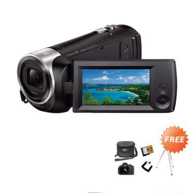 Sony HDR-CX405 Camcorder + Free MMC ...  + Tripod mini + holder U