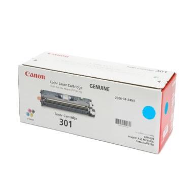 Canon 301 LBP5200 Original Toner Ca ... Machinec ICMF8180C - Cyan