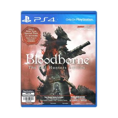 Sony PlayStation 4 Bloodborne Old Hunter New Year Package 2017 DVD Game