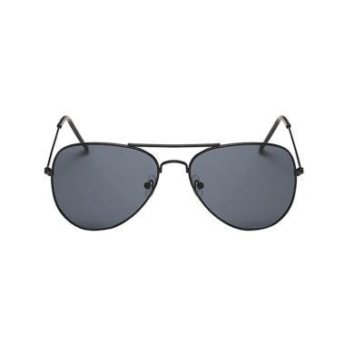 Deoclaus Fashion Aviator Eyewear Harley Sunglasses - Black Series