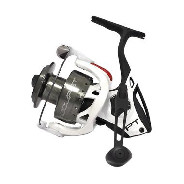 Quantum Fishing Quantum Accurist PT 40 Reel Spinning