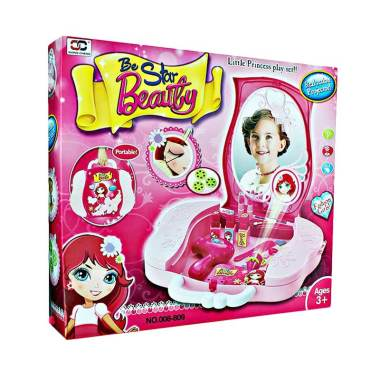 Make Up Set Be Star Beauty 008-809 Mainan Anak