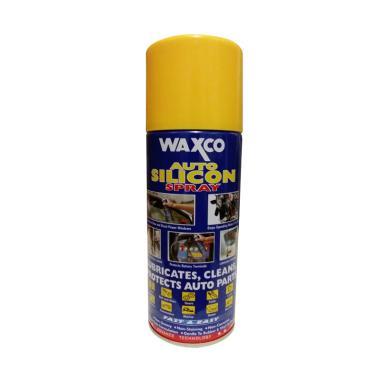 Waxco Auto Silicon Spray - Cairan P ...  Mobil dan Motor [300 mL]