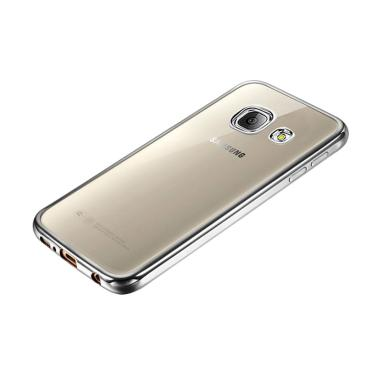 OEM Case Shining Chrome Softcase Casing for Samsung .