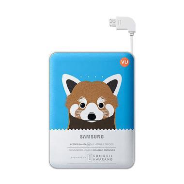 Samsung Animal Edition Universal Ba ... - Lesser Panda [8400 mAh]