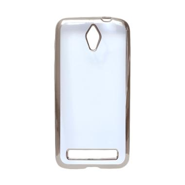 Ultrathin iPhoria Shining Casing for Asus Zenfone C - Silver