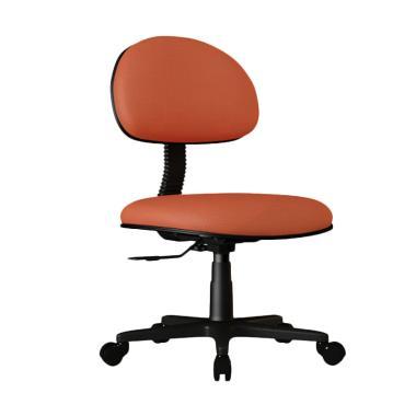 Verona Chair KS-900-H Type Standard Vinyl Kursi Kantor - Coklat