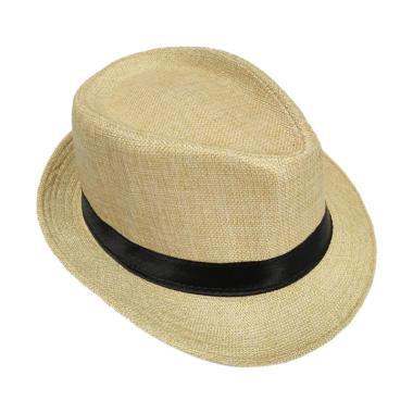Jual Topi Fedora Pria Terbaru - Harga Murah  379ca6b1cc