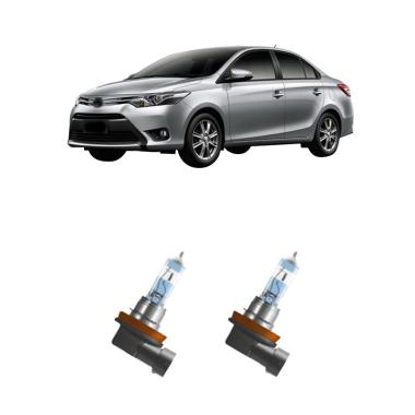 Osram H11 Fog Lamp Lampu Mobil For Toyota All New Vios [12V/55W] NBU-H11 64211NBU