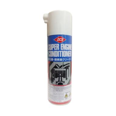 DCS Super Engine Conditioner Made in Japan Foam Pembersih Ruang Mesin [203 mL]