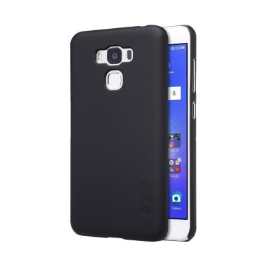 Nillkin Frosted Hardcase Casing for Asus Zenfone 3 Max 5.5 ZC553KL - Hitam