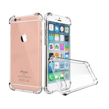 VR Softshell Softcase Casing for Ap ... lus 5.5 Inch - Transparan